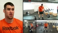 CrossFit Games Open - Tommy Hackenbruck on Workout