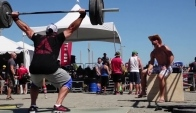CrossFit Games Regionals - How The Elite Warm-Up