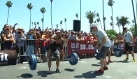 CrossFit Games Regionals - SoCal Women's Workout