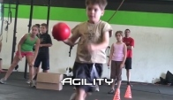 CrossFit Kids exercise