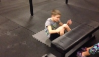 CrossFit Kids exercises