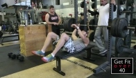 CrossFit Langley - Max Bench Press Workout