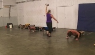 CrossFit United Kb Workout Group