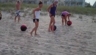 CrossFit Wilmington Beach Workout July