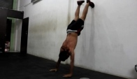CrossFit workout Wall Climb - Crossfit workouts