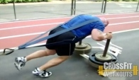 Crossfit Workouts - Prowler Sled Training