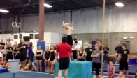 Crossfit vs Gymnastics - Crossfit kids