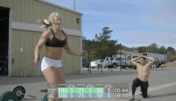 Double-Under Clean and Jerk Workout