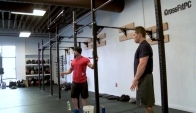 Efficiency Tips Knees To Elbows Toes To Bar with Chris Spealler
