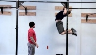 Efficiency Tips Pull-ups with Chris Spealler