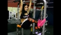 Female Fitness Motivation - Go Get It By Jessica Arevalo