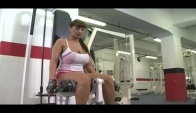 Female Fitness Motivation Strong and Sexy Go get it Gym