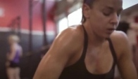 Fitness Motivation Lindy Barbera Crossfit