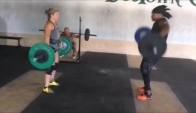 James Townsend and Lindsey Valenzuela Grid Snatching