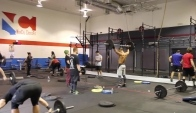 Jason Khalipand Neal Maddox on CrossFit