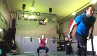 Jonne Koski does CrossFit Games Open Workout
