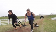 Julie Foucher Christy Adkins - Train like the fittest athletes