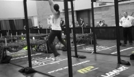 Julie Foucher MusclePharm Obstacle Course