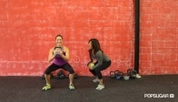 Kettlebell Exercises CrossFit Workout Fit How To