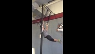 Kipping Muscle Ups for time