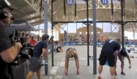 Lindsey Valenzuela - Life AsRx Athlete - Burpee Muscle-Ups - Event