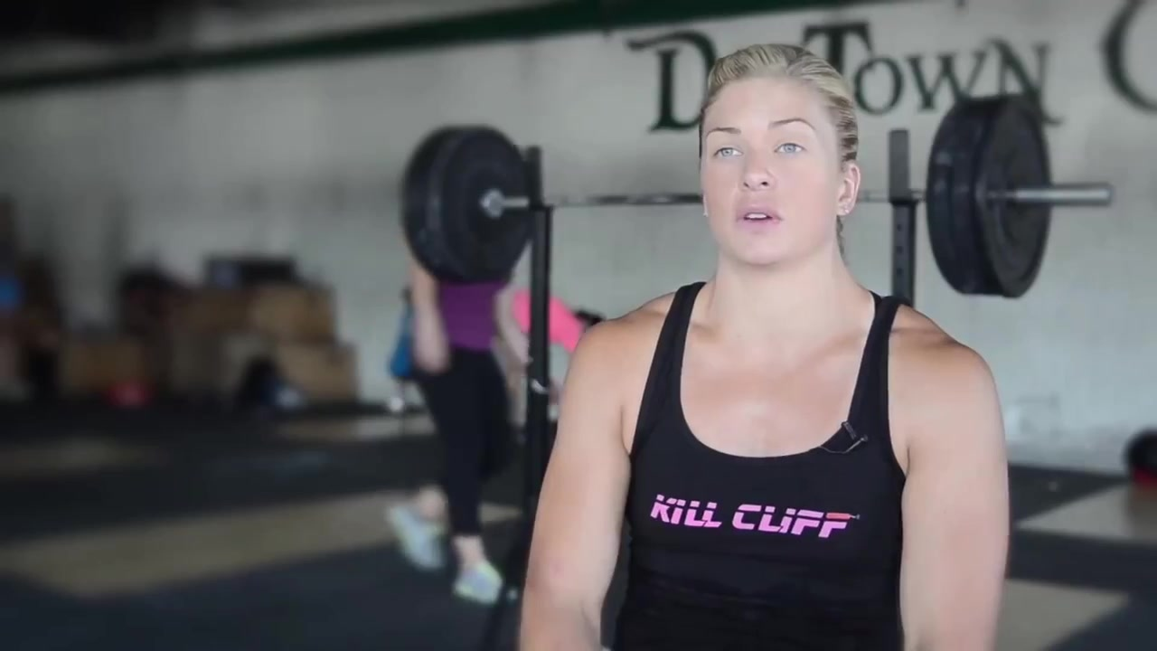 Lindsey Valenzuela KillCliff Profile Video