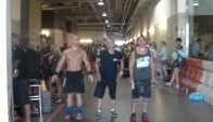 Lloyd Weema Dan Bailey Scott Panchik burpee