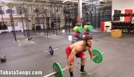 Mat Fraser- CrossFit Tabata - Crossfit workouts