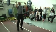 Mikko Salo Death by Clean and Jerk