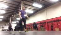Minute barbell - Christy Phillips Adkins