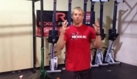Open Wod mobility prep - Graham Holmberg