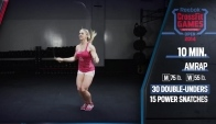 Open Workout Standards - Crossfit workouts