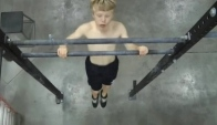 Overload CrossFit Teens - Kids Games Competitor