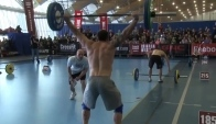 Regionals - Event Summary Canada West Men's Workout