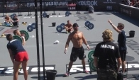 Rich Froning Does Fran - CrossFit Games