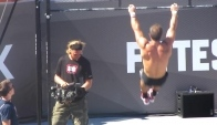 Rich Froning Jr - Fran - CrossFit Games