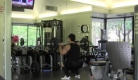 Rich Froning Modifited CrossFit Workout