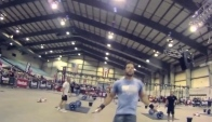 Rich Froning Snatch Ladder
