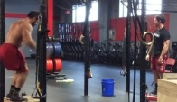 Rich Froning and James Hobart on Workout