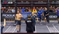 Rich Froning vs Scott Panchik video
