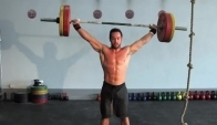 Rich Froning's CrossFit Tip The Perfect Snatch