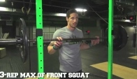 Rich Froning's Week of WODs Mon and Tues