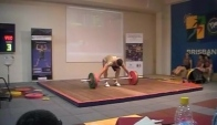Rob Forte Hard'nup Challenge Weightlifting Comp