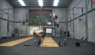 Rob Forte Open Wod reps