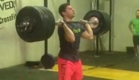 Rob Forte kg Clean and Jerk