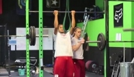 Rochester College Men's Basketball CrossFit