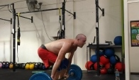 Rory Cubitt CrossFit Workout