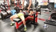 Sam Briggs - pound Bench Press