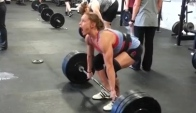 Sam Briggs - pound Power Clean