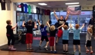Sand Dunes Crossfit Kids Program with Evan Chelini